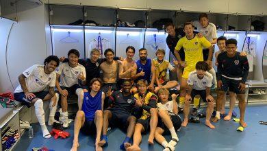 صورة تأهل فريق طوكيو إلى دور الـ16 الآسيوي