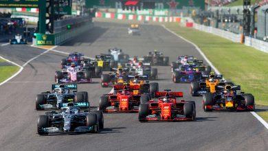 صورة وضع سائقي فرق فورمولا-1 في موسم 2021