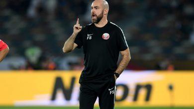 صورة مدرب قطر: سعيد بالعودة لأجواء المباريات